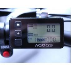 Agogs Uphill MTB