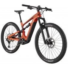 Cannondale Habit Neo 2 (Bosch 4gen 630Wh, carbon, model 2021,oranžový)