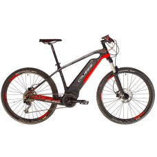 Crussis e-Carbon C2 (504Wh, model 2019)