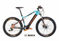 Crussis E-ATLAND 10.4  (Bosch 500Wh, 2020)
