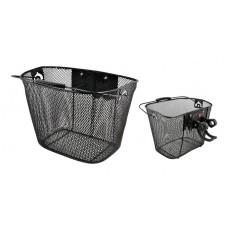 košík na riadidlá s Clip-On