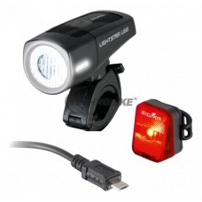 Sada svetiel SIGMA Ligster USB FL+Nugget RL