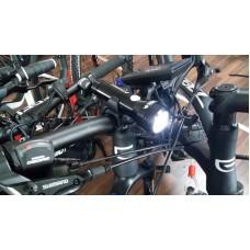 Svetlo predné PRO-T Plus 1000 Lumen 6 Watt LED