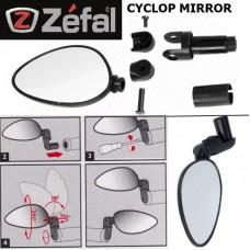 zrkadlo ZEFAL CYCLOP NA RIADÍTKA