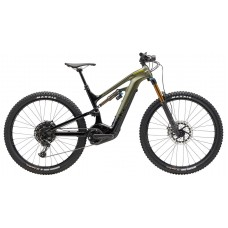 Cannondale Moterra 1 (Bosch 4gen 625Wh, carbon, model 2020)